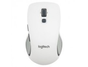 LOGITECH Wireless Mouse M560 - EMEA - WHITE...