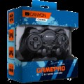 3in1 wired controller gamepad, hand-cooling, vibra...