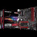 GIGABYTE Main Board Desktop GA-AX370M-Gaming 3...