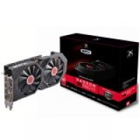 XFX Video Card AMD RADEON RX 580 GTS 8GB XXX Ed. O...
