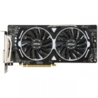 MSI Video Card AMD Radeon RX 580 GDDR5 8GB/256bit,...