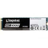 Kingston SSD 240GB KC1000 PCIe Gen3 x 4, NVMe (M.2...
