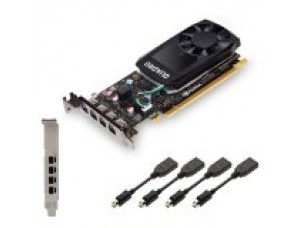 PNY NVIDIA Video Card Quadro P600 GDDR5 2GB/128bit...